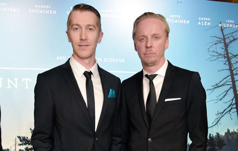 Jussi Vatanen ja Eero Aho