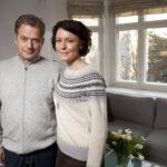 Saulin ja Jennin toive on käynyt toteen: he odottavat lasta.