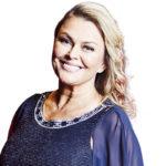 Anne Hedman haluaa olla rakastava mummi, joka antaa hellyyttä, aikaa ja lämpimän sylin.