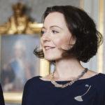 Jenni Haukion edustustyyli on aina kerännyt kehuja. Viime elokuussa presidenttipari vieraili Tukholmassa.