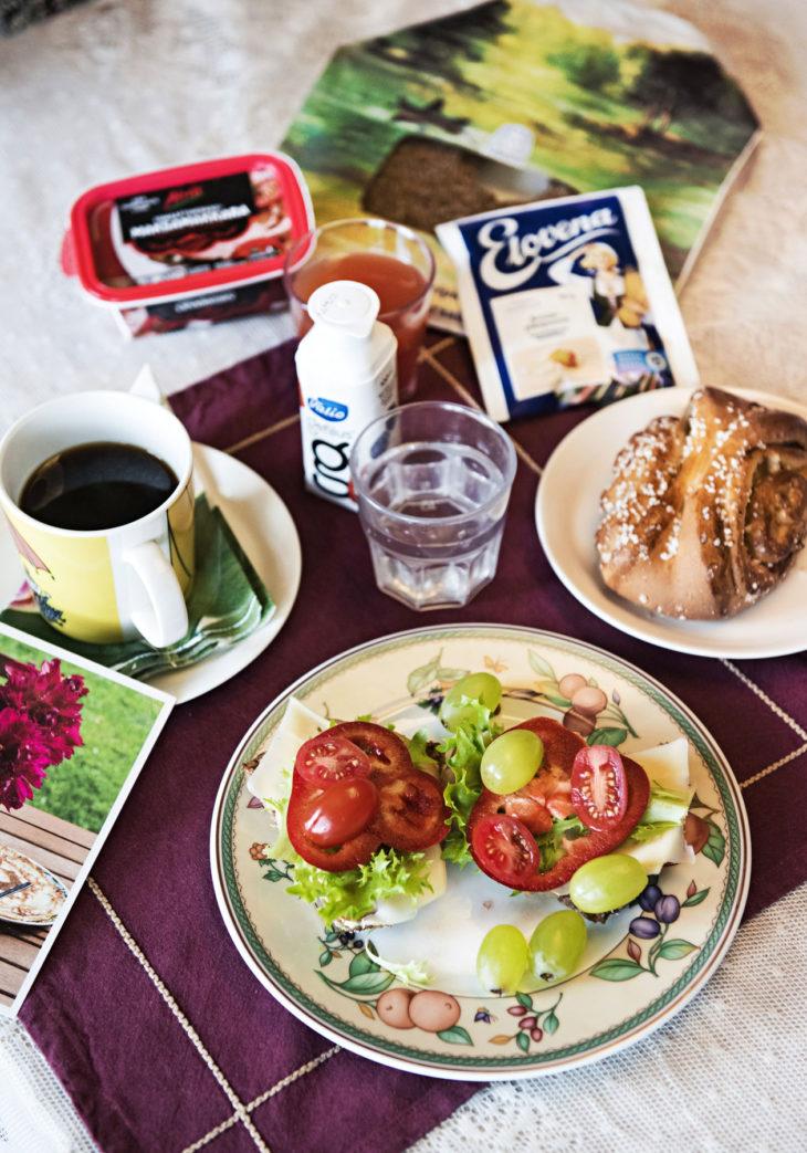 korvapuusti aamiainen