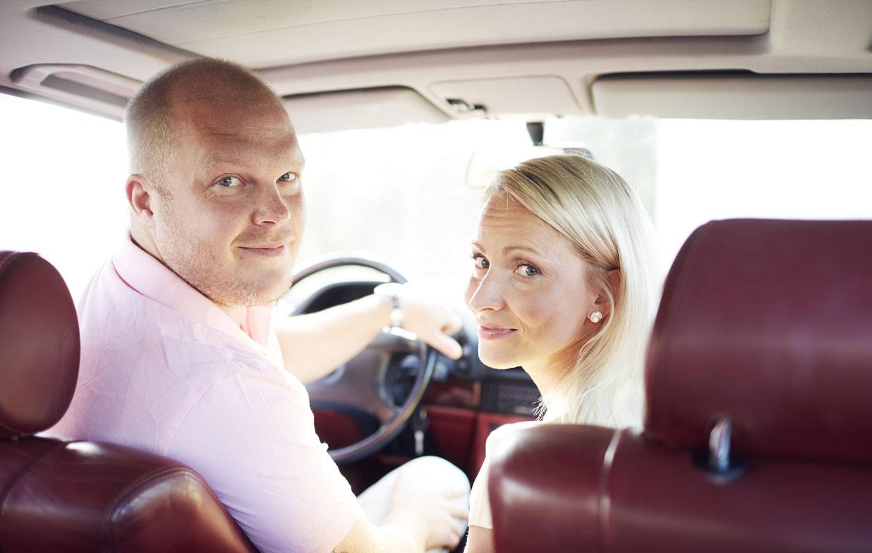 Jari Kihlmanin loukkaantuminen rajussa rallionnettomuudessa oli sokki hänen ja Tiina Karjalaisen suhteelle.