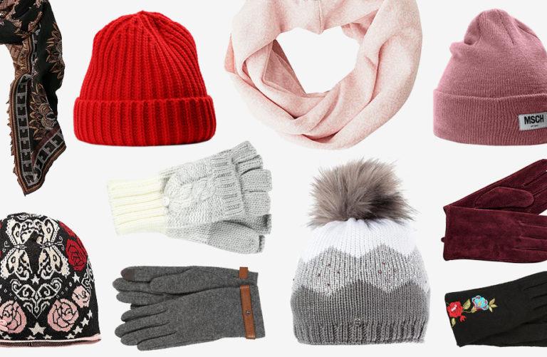 Lokakuun trenditärpit: hatut, käsineet ja huivit