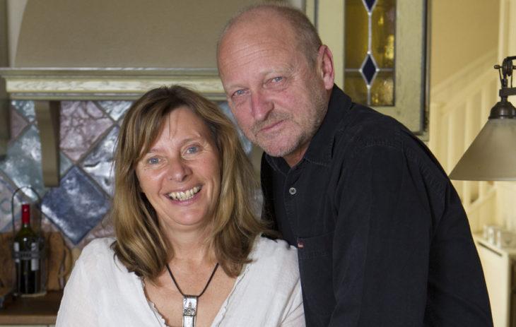 Tommy Hellsten ja Carita Hellsten.