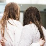 Ystävyys on voimaa. Tyttöjen talo on monelle tytölle kuin toinen koti.