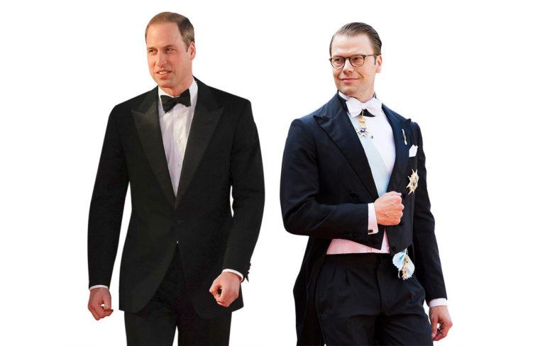Prinssi William ja prinssi Daniel