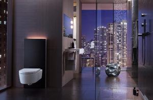 Geberit Monolith -säiliömoduulit sopivat niin pieneen kylpyhuoneen päivitykseen kuin suurempaan remonttiin