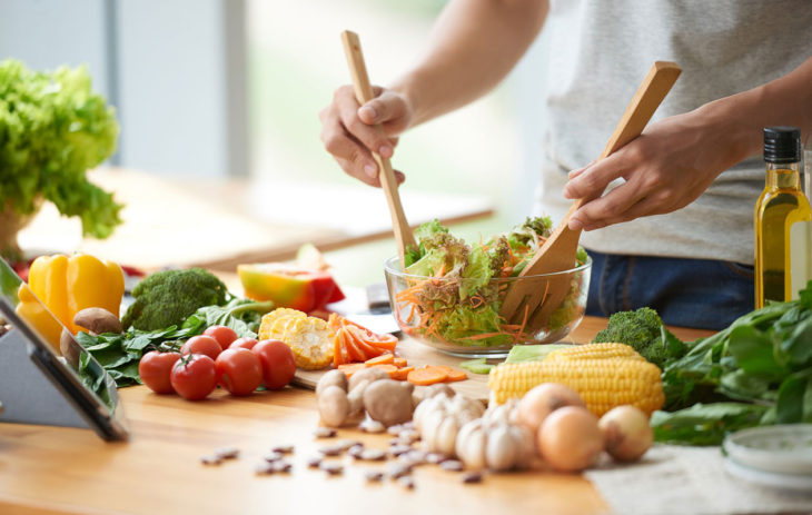 terveellinen ruokavalio