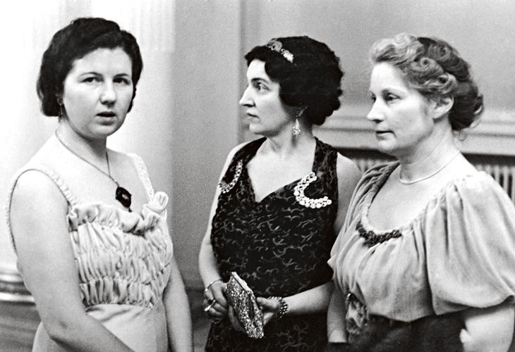 1930-luvun Linnan juhlat