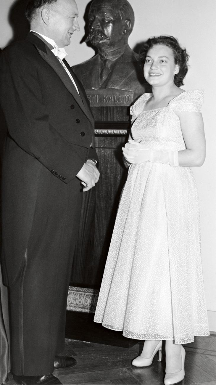 1950-luvun Linnan juhlat