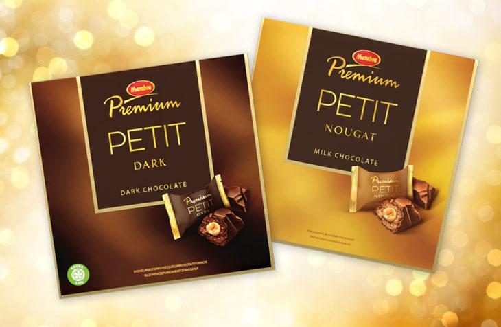 Marabou Premium Petit -konvehtisuklaat