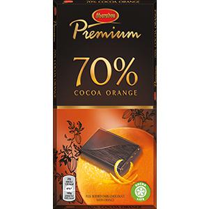 2. Cocoa Orange -suklaalevy