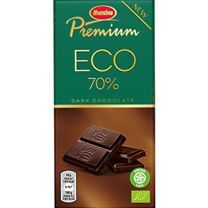 11. ECO 70% -suklaalevy