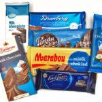 Suklaalevytestiin valittiin suklaita eri hintaluokista. Kallein suklaa maksoi 3 euroa, halvin 50 senttiä.