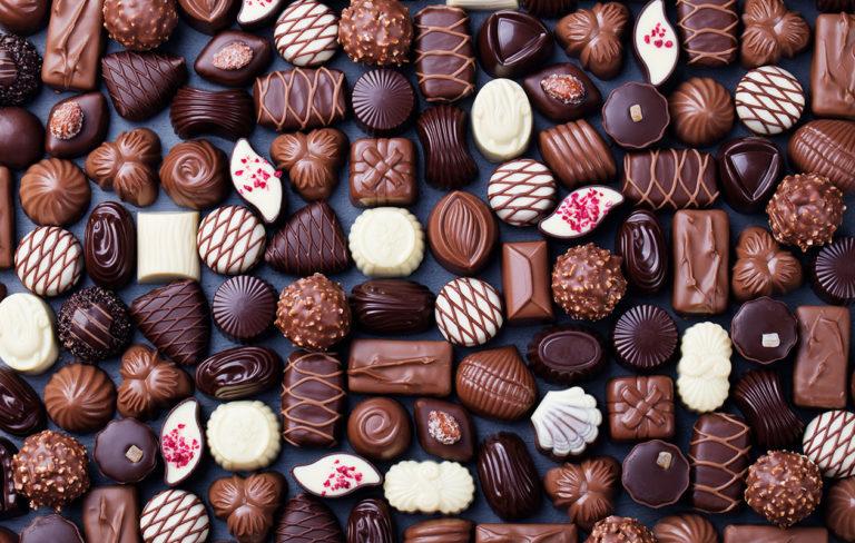 Minkä suklaakonvehdin valitset ensimmäiseksi? Tämän se kertoo sinusta