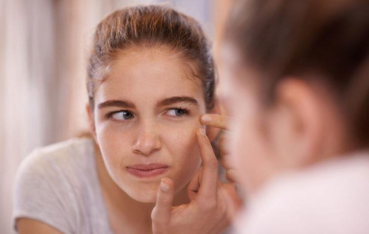 iho-ongelmien syy voi olla suolistossa.