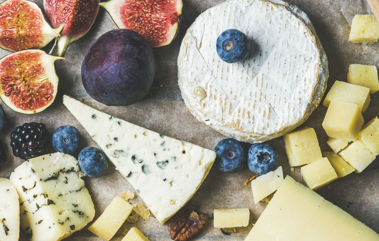 juustojen makuparit