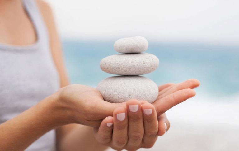 Tasapainoa elämään yin- ja yang-energian avulla.