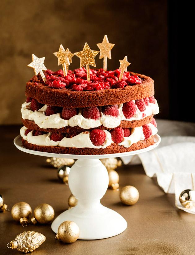 valerianen red velvet -kakku