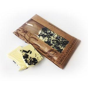 Lilla Chokladfabriken Borgå White Salmiak
