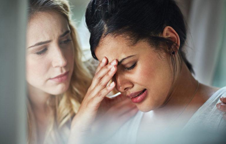 Miten lohduttaa vakavasti sairasta ystävää?