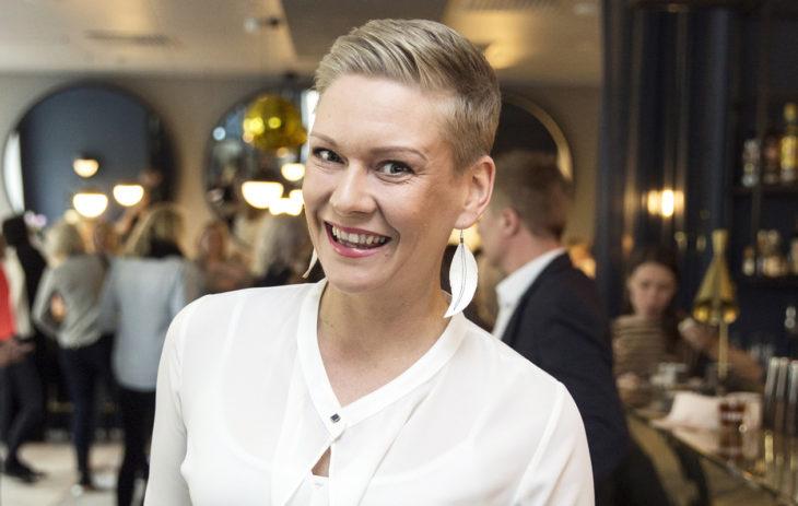Heidi Sohlbergilta kaunis teko syöpää sairastavalle naiselle