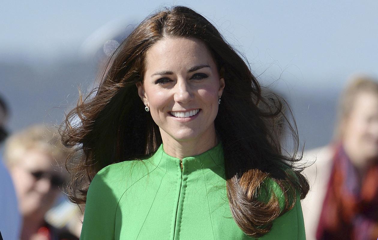 Herttuatar Catherine teki hiuslahjoituksen Little Princess Trust -järjestölle.