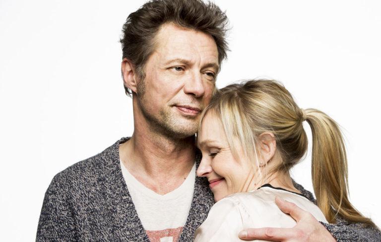 Anu Sinisalo ja Antti Reini ero