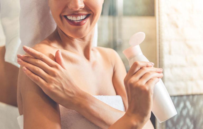 Kuiva iho hoito