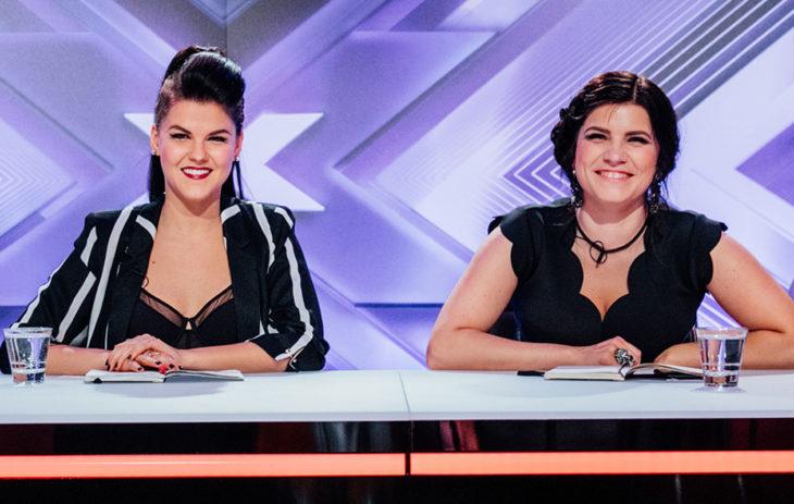 X Factor Suomi Saara Aalto ja Suvi Teräsniska