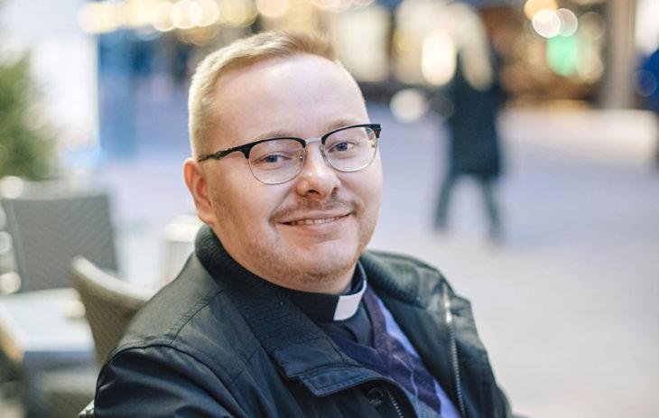 Kirkkoherra Tuomo Törmänen
