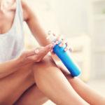 Vartalovoidetestin parhaat voiteet imeytyivät nopeasti ja kosteuttivat ihoa tehokkaasti.