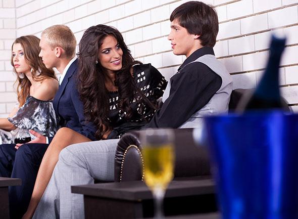 Mitä tehdä, kun dating yläasteen