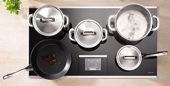 Tyylikkäät keittiökoneet viimeistelevät keittiön – Apukokit  Anna fi