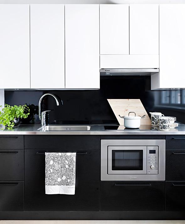 Pienen keittiön kalusteet – Millintarkkaa  Anna fi