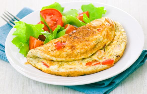 Fitness ruokavalio aamupala
