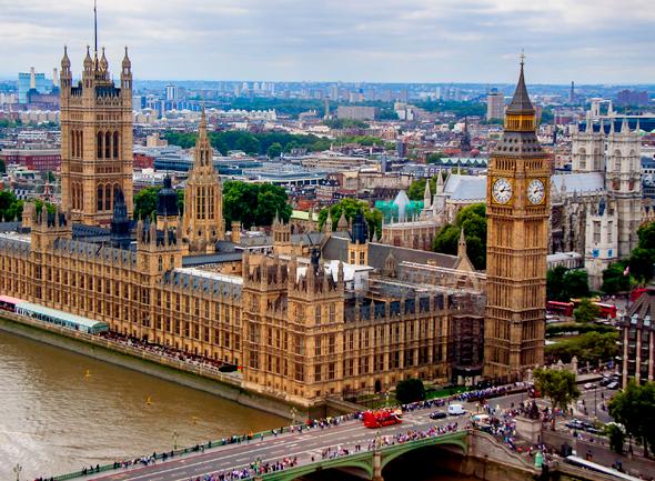 Englannin Pääkaupunki