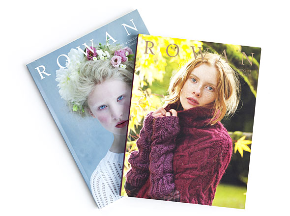Rowan Knitting Magazine