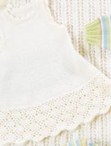 helppo vauvan neulemekko