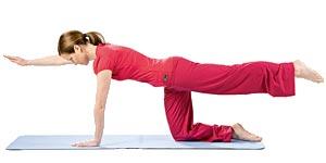 Alaselän syvien lihasten vahvistaminen