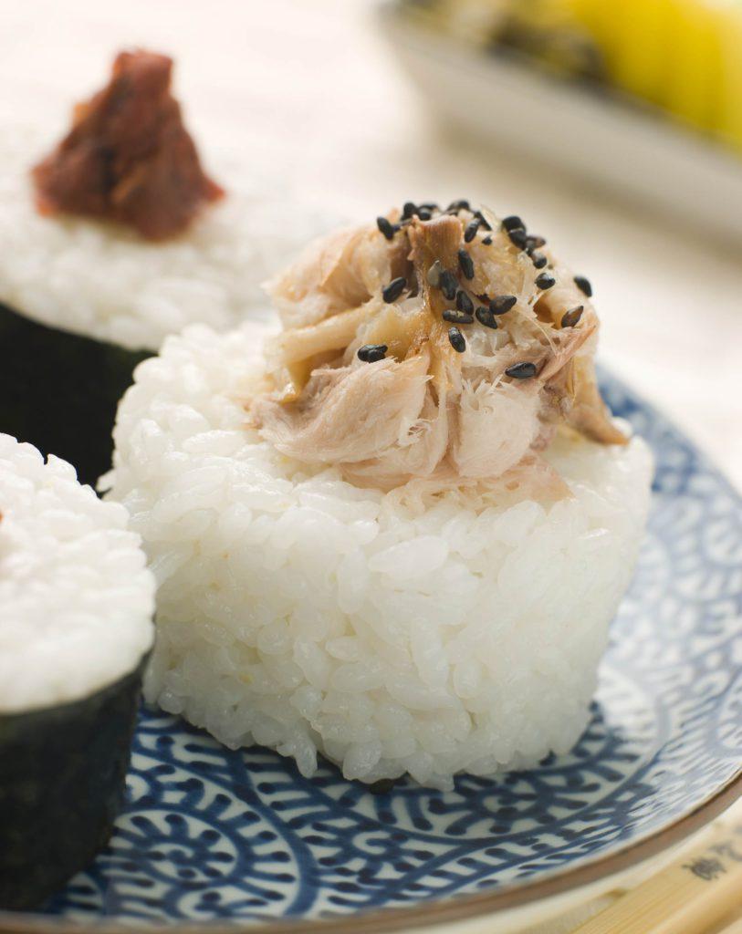Riisipallot