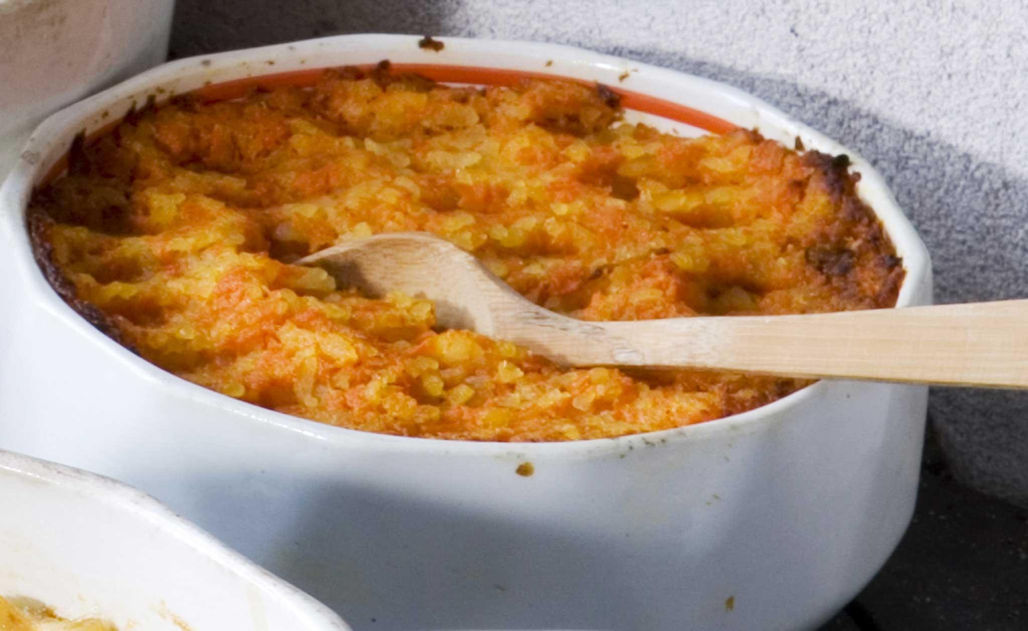 Porkkanalaatikko