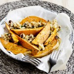 Kun perinteiset laatikot ja rosollit eivät enää riitä, ota kokeiluun juhlava juures-perunakakku, mausteisia makuja uhkuva couscous ja bataattilohkot sekä yrttivoissa meheväksi haudutetut ruusukaalit.