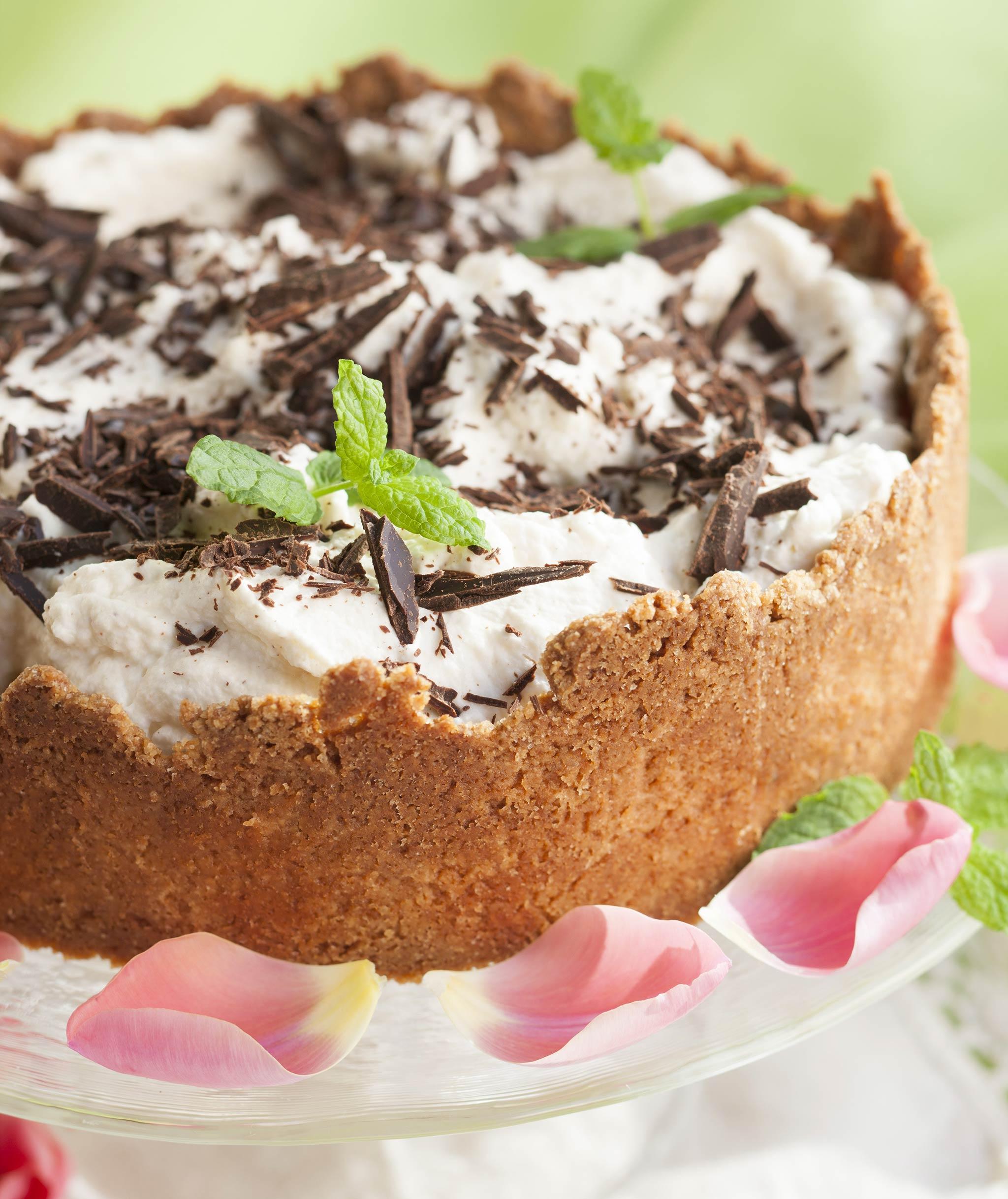Banoffee-torttu