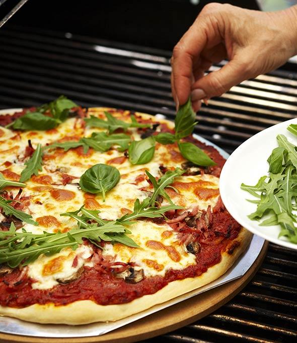 Kulta Pizza Grilli