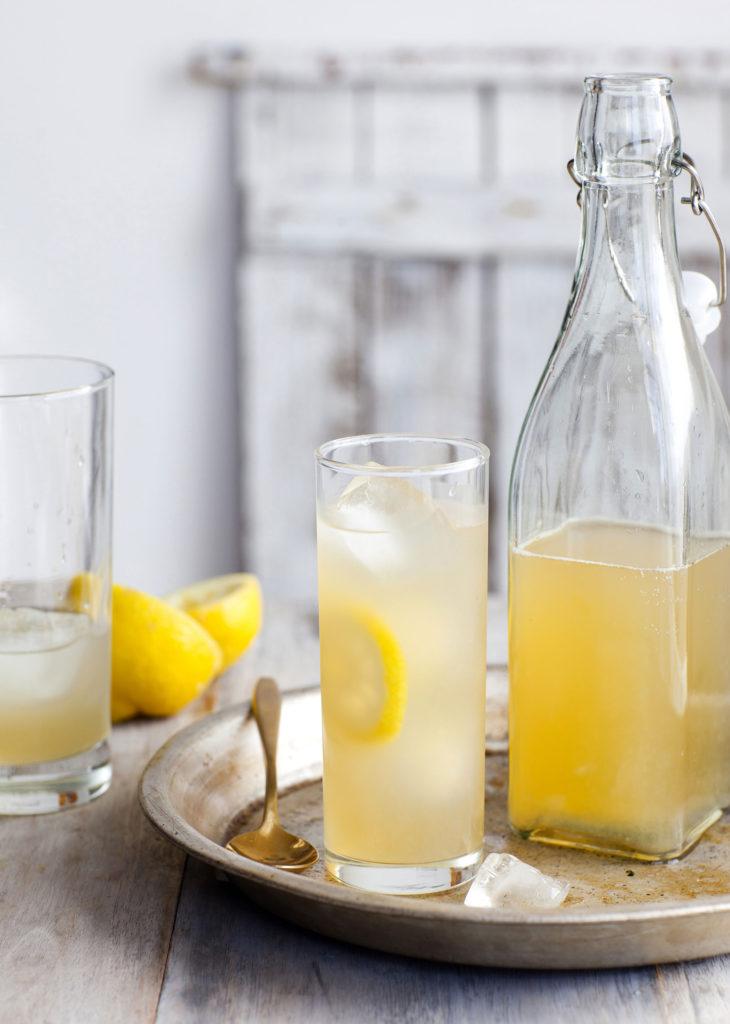 jäätee-limonadijuoma
