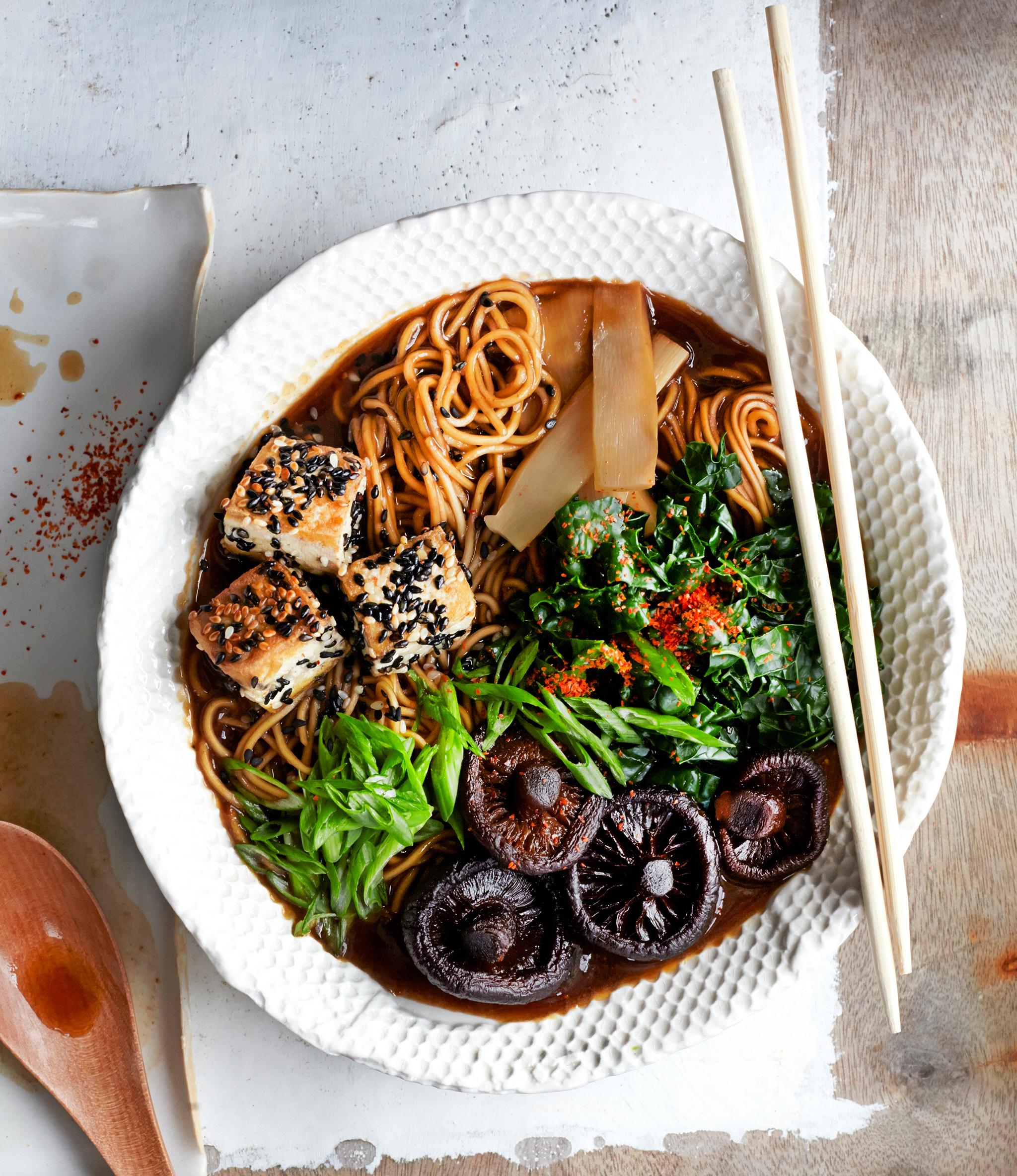 aasialainen keitto