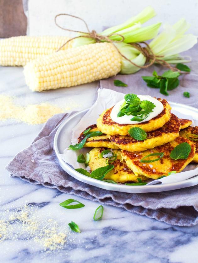 cachapas eli venezuelalaiset maissipannukakut