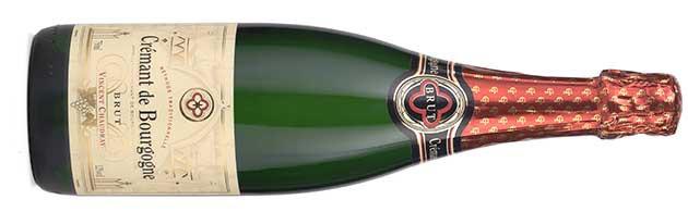 Vincent Chaudray Crémant de Bourgogne Brut