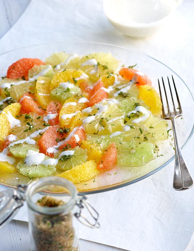 teresan sitrussalaatti